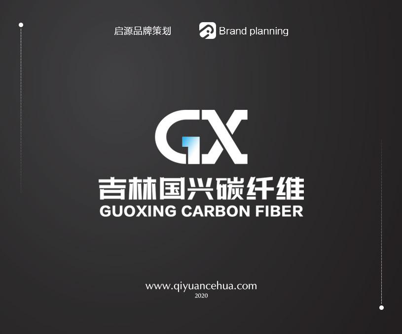 吉林国兴碳纤维LOGO设计及VI设计
